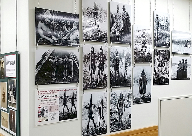 『ハイン 地の果ての祭典』刊行記念パネル展@ジュンク堂書店池袋本店