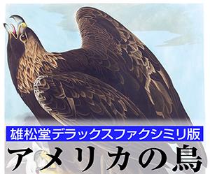 雄松堂デラックスファクシミリ版 アメリカの鳥 製本版