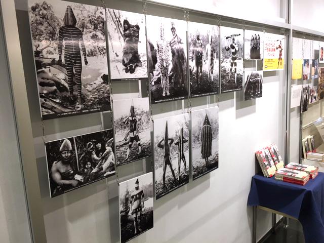 『ハイン 地の果ての祭典』刊行記念パネル展@八重洲ブックセンター本店