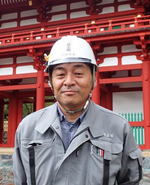 『世界遺産マスターが語る 高野山』著者、尾上恵治さんトークイベント